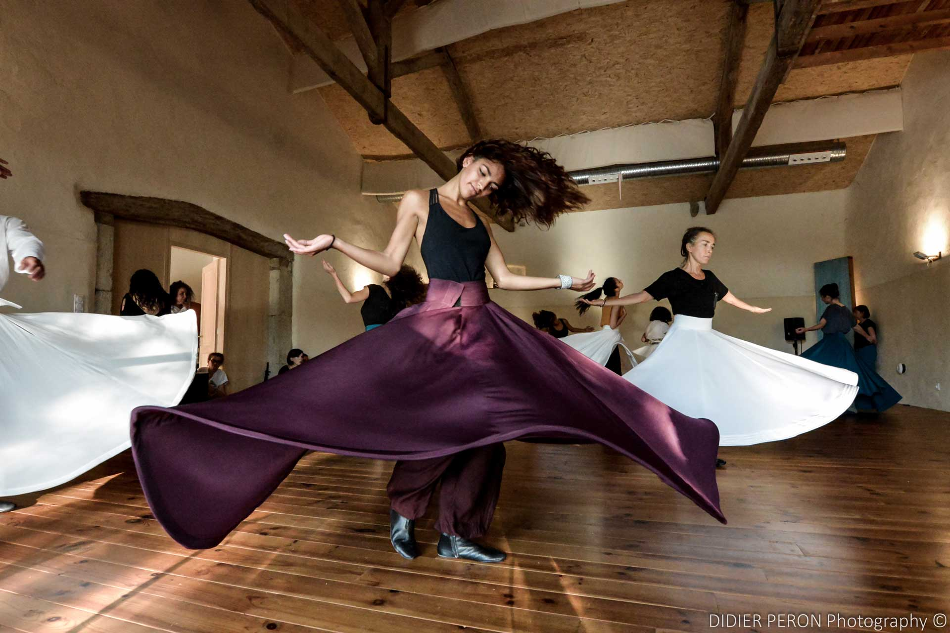 Sufi dance retreat october